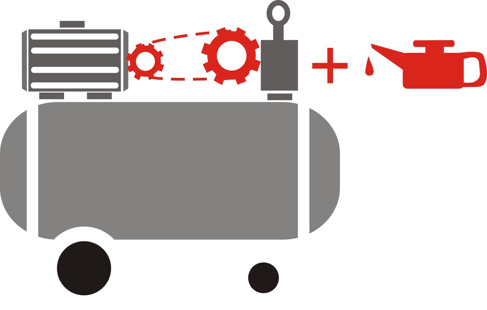 компрессор ременной