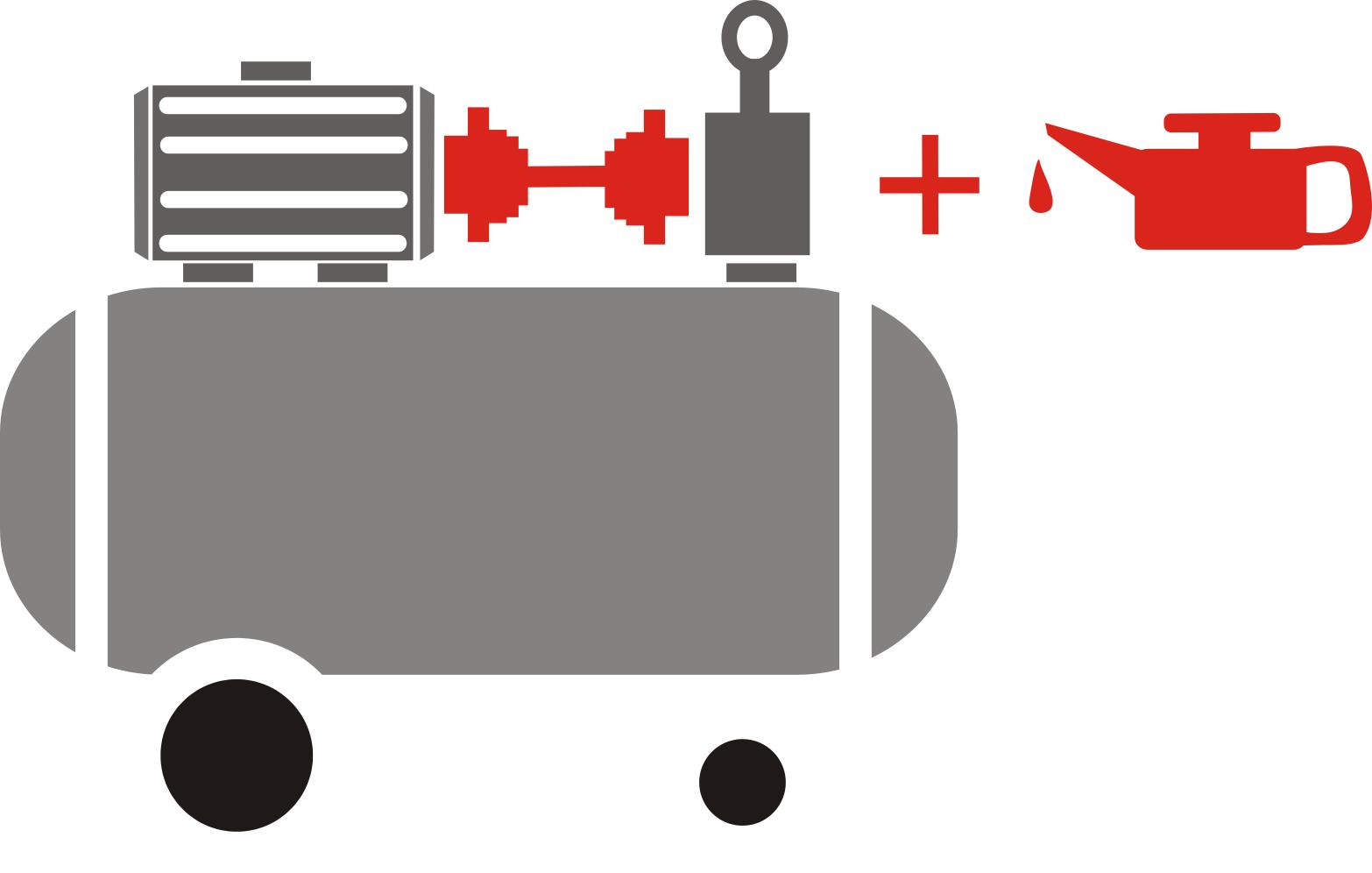 компрессор масляный