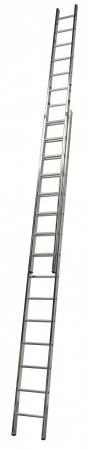 Лестница выдвижная 2х15 KRAUSE FABILO 120564 - Фото 1