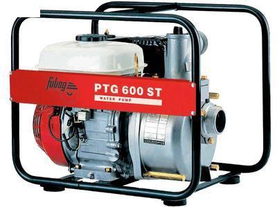 Мотоппомпа для слабозагрязненной воды FUBAG PTG 600 ST