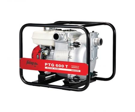 Мотопомпа для сильнозагрязненной воды FUBAG PTG 600T
