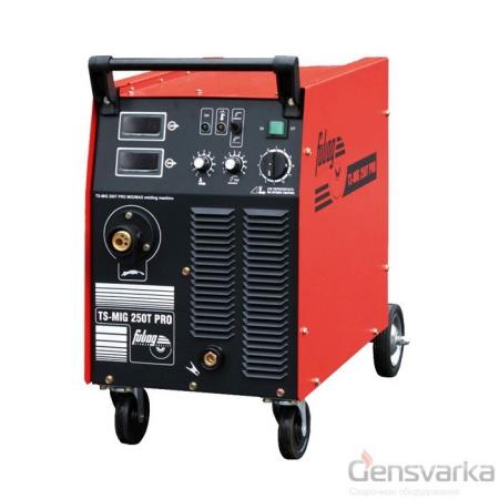 Сварочный полуавтомат трансформатор FUBAG TS-MIG250T PRO Plus