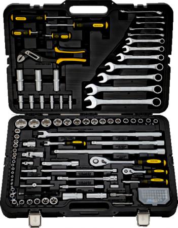 Универсальный набор инструментов BERGER BG118-1214 - Фото 2