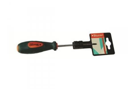 Отвертка крестовая STURM 1040-01-PH0-125