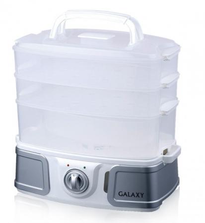 Пароварка Galaxy GL 2502