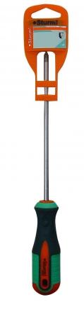 Отвертка крестовая STURM 1040-09-PH6-200