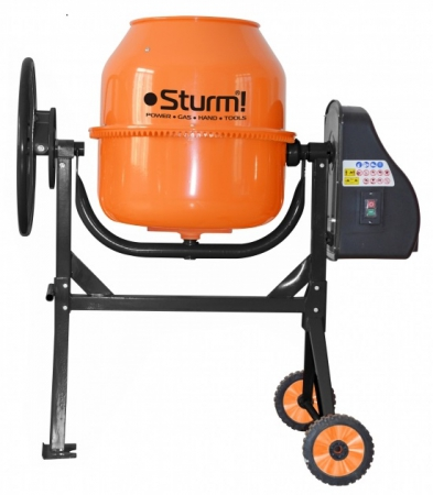 Бетономешалка STURM СМ-20140 R