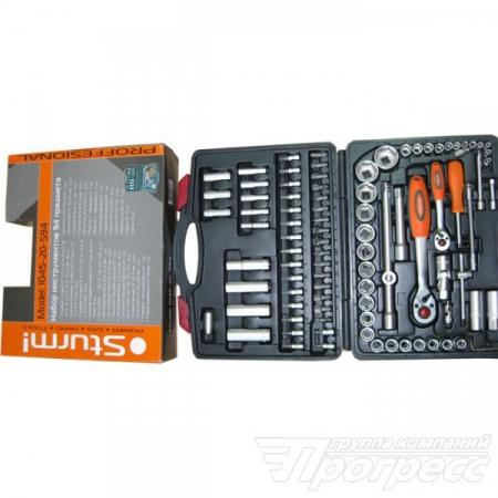 Набор головок STURM 1045-20-S94 - Фото 2