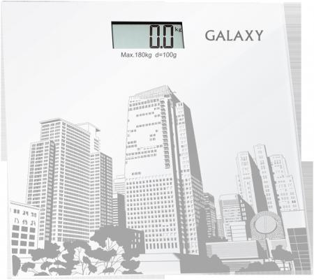 Весы электронные бытовые Galaxy GL 4803
