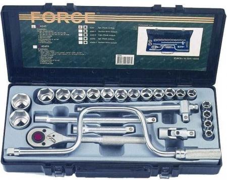"""Набор инструмента 1/2"""" Force 4245"""