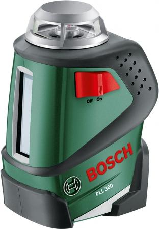 Лазерный нивелир со штативом BOSCH PLL 360 Set 0.603.663.001 - Фото 2