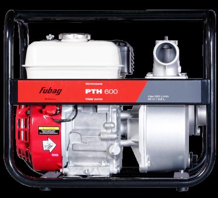 Мотопомпа для чистой воды FUBAG PTH 600 - Фото 3