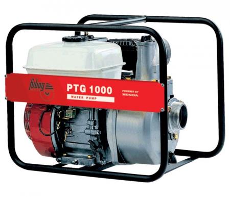 Мотопомпа для чистой воды FUBAG PTG 1000