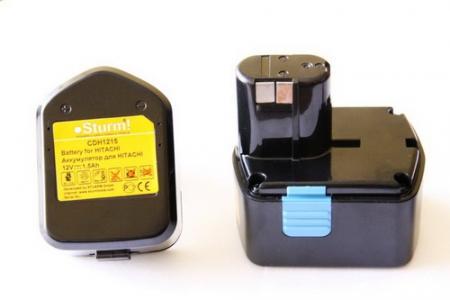 Аккумуляторная батарея для Hitachi STURM CDH 1215