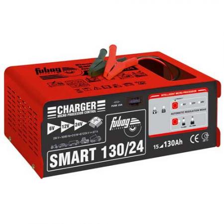 Автоматическое зарядное устройство FUBAG SMART 130/24
