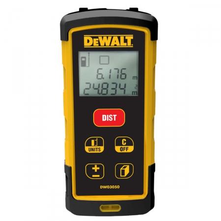 Дальномер лазерный DeWalt DW 03050