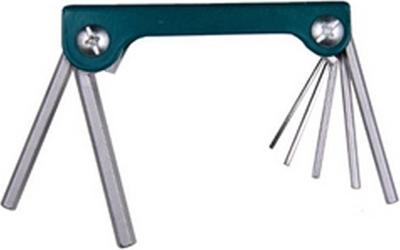Набор шестигранных ключей STURM 1045-05-5Н*2
