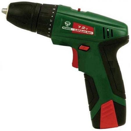 Аккумуляторная отвертка STATUS СТD-7,2 Li 07080701