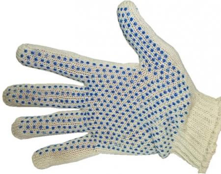 Перчатки ЭКОНОМ белые