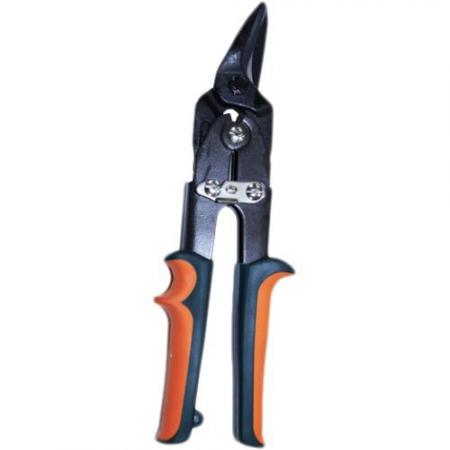 Ножницы по металлу с удлиненными губками STURM 1074-02-04